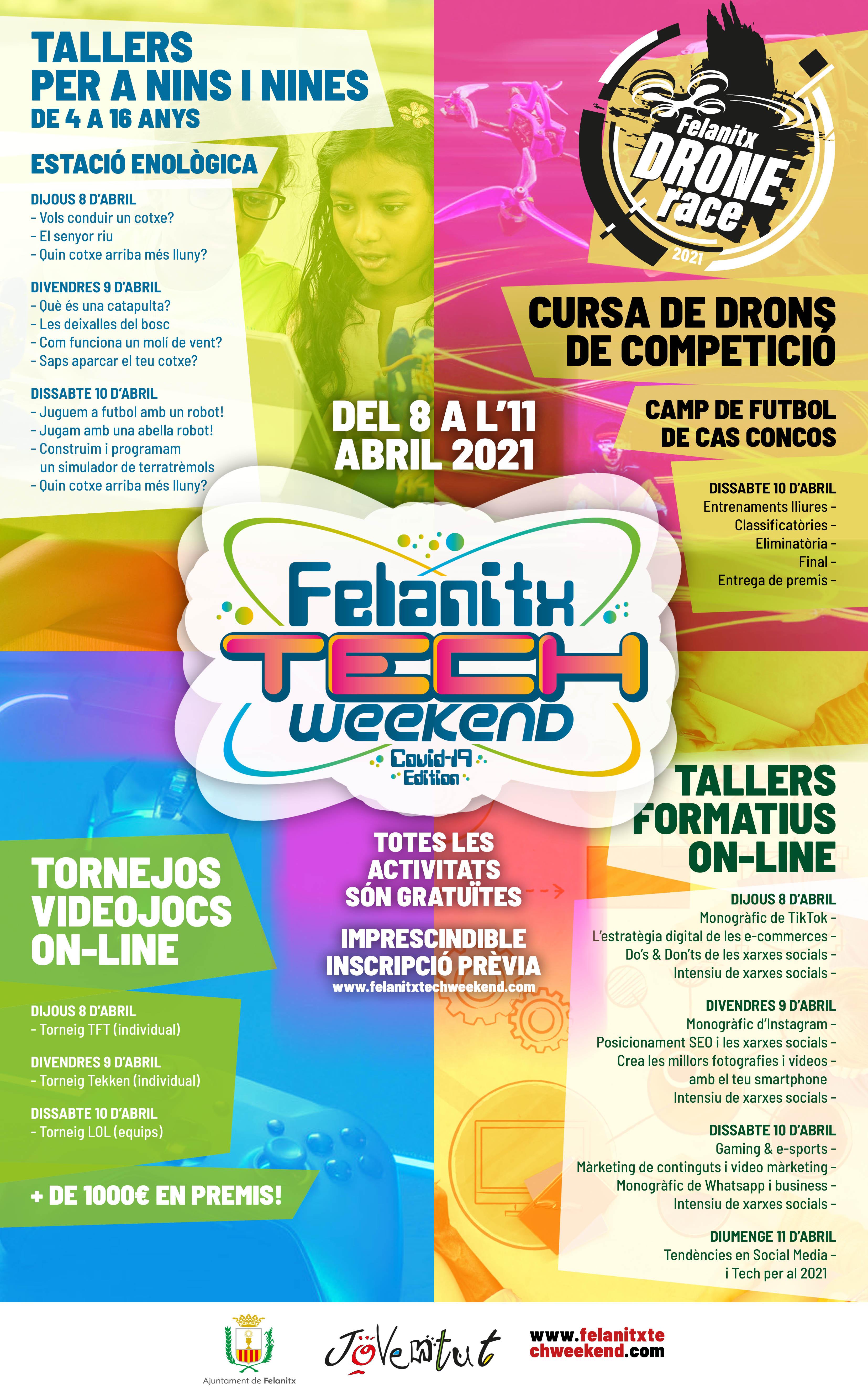 felanitx tech weekend 21 cartel
